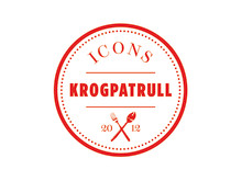 Logo Icons Krogpatrull