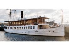 Kulturbåt på auktion