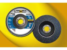 Flexovit Lamellrondell Industrial Line HD - Produkt