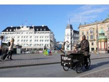 Ejendomsservice via pedalkraft i København