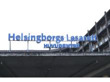 Helsingborgs lasarett kyls av Öresundskraft 1