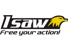 iSAW logo - free your action!
