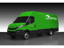 Brings kommende el-varebil