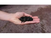 BÆREKRAFT: Gjennom forskning og innovasjon omdannes organisk avfall til bærekraftige produkter for å bidra til å nå FN's klimamål.