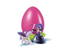 """PLAYMOBIL-Ei """"Mondscheinkönigin mit Baby-Pegasus"""""""