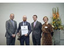Jens Romundstad, vinder CSR People Æresprisen