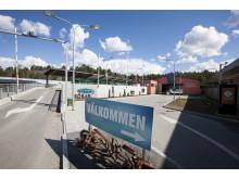 Stockby Returpark på Lidingö