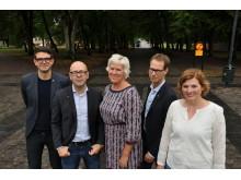 Koalition för Linköping: S kommunalråd