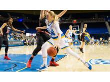 Paulina Hersler, basket
