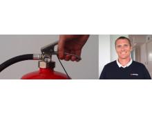 Brandskydd e-learning Christopher Thornberg