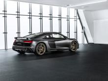 Audi R8 V10 Decennium (Daytona Gray, mat effekt)