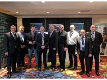 Partnerskabet mellem Rittal og HPE blev underskrevet i New York