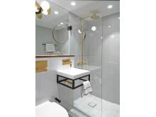 ROOM - BATHROOM Clarion Hotel Amaranten
