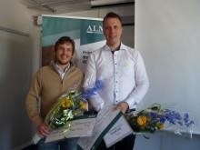 Almi Värmland har delat ut Skapa-stipendier till innovatörer