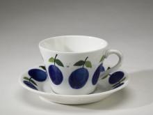 Prunus, design Stig Lindberg.  I produktion 1962-1974