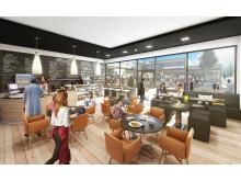 Rinkebystråket blir Rinkebys nya handelsplats