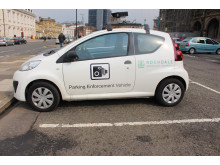 SAFETY IS A PRIORITY: Mobile CCTV vehicle