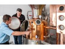 Herstellung erzgebirgischer Spirituosen und Schaudestillation wird vielerorts gezeigt