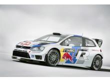 2013 Polo R WRC rallybil