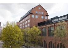 Arkitemas kontor i Stockholm