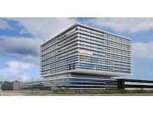 Vanderlanden pääkonttori sijaitsee Veghelissä Hollanissa
