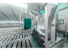 Robotmjölkning