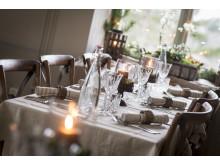 Restaurang på Fredriksborg Hotell på Värmdö