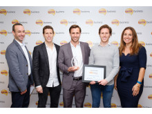 Nectar Business Small Business Awards 2016 winners - Skinnydip London