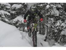 Team Åre Sweden - Alfred Widell vintercykling