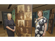Men Behind the Glass Exhibition