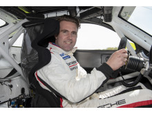 Björn Wirdheim tävlar i Porsche Carrera Cup Scandinavia