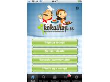 Kokaihop.se i mobilen#3