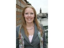 Emma Henriksson toppnamn till riksdagen (KD)