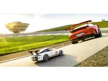 Der neue Porsche 911 GT3 Cup von PLAYMOBIL