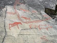 Rock Art in Alta, Norway, 3 of 5