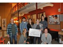 Vinnare, Food Hackathon, Krinova Incubator & Science Park 2016