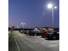 Orpington car park
