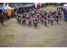 NC 5 Rye terrengsykkelfestival start M-senior