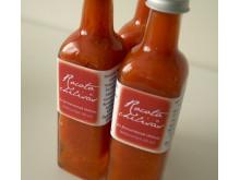 Rå fermenterad chilisås från Ådala gård