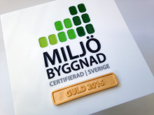Certifierad Miljöbyggnad Guld - Herrestaskolan