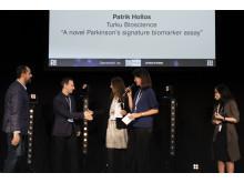 Academic winner NLS Awards 2019