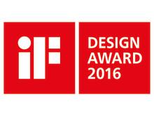 Logo iF Design Award 2016