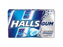 Gumy Halls Peppermint