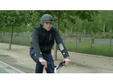 Ny teknologi skal gøre cyklister synlige i trafikken