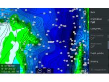 Hi-res image - C-MAP - Genesis Edge Vegetation Layer