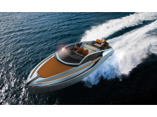 Hi-res image - Fischer Panda UK - the new Fairline F//Line 33 express cruiser