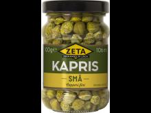 Produktbild Zeta Kapris Små, 100 g