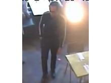 Image of man police wish to identify - 'Man B'