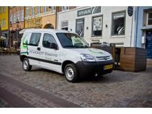 Partner Van Electric