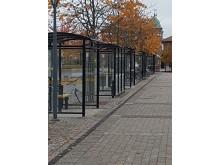 Väderskydd City 90, Värnamo resecentrum